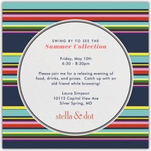stelladot invite