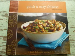 Excellent Chinese cookbook by Nancie McDermott.