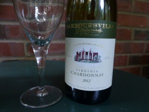 Barboursville Vineyards is located on the Monticello Wine Trail outside of Charlottesville.