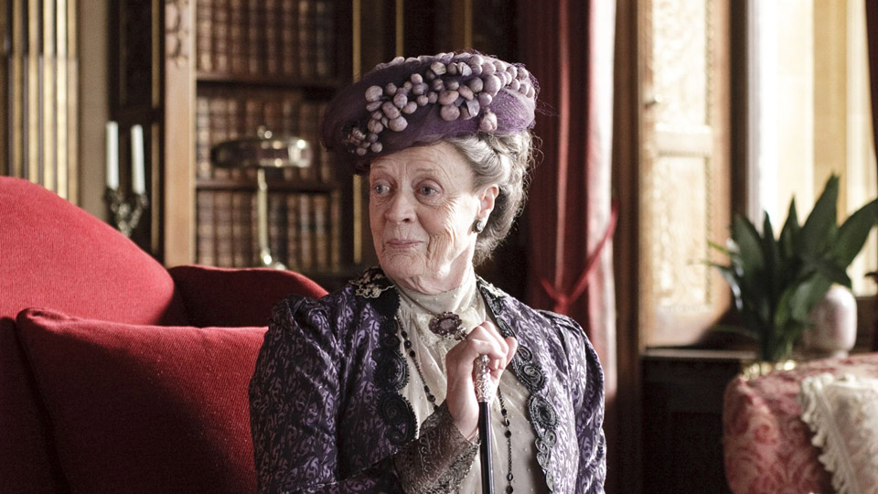 Maggie-Smith-as-Dowager-Countess