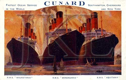 Cunard-vintage-poster