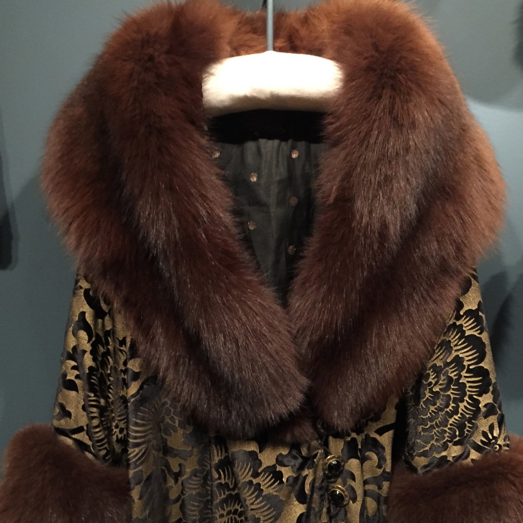 Shirley Maclain's fur