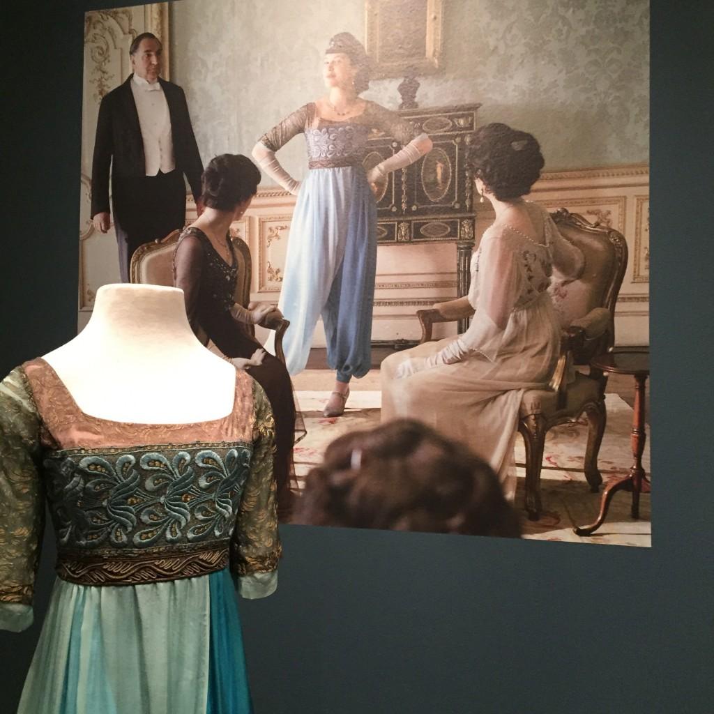 Lady Sybil's harem pants